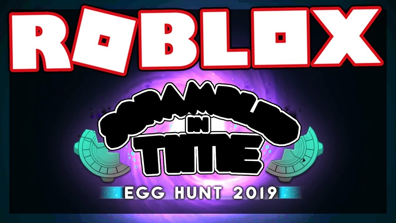 Egg Hunt 2019 Name And Logo Revealed Roblox Youtube