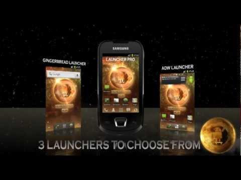 Cyanogenmod 7 on Samsung Galaxy 3 i5800 - Hercolubus ROM