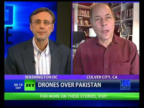 Robert Greenwald on Pakistan, Drones & War Crimes...
