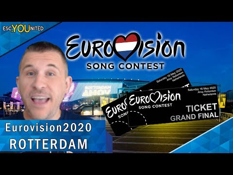 Eurovision 2020 in Rotterdam - What we know so far