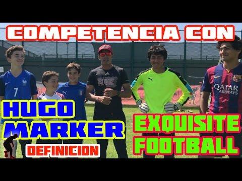 Competencia Con Hugo Marker Y Exquisite Football- Definicion