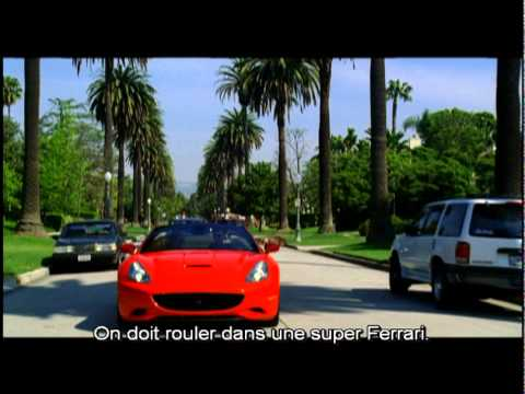 CASTLE saison 3 en DVD  Bonus Ferrari