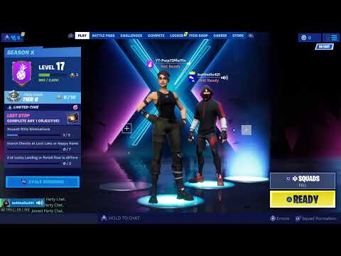 Default Account! | 23K+ Elims | Fortnite Console Player!