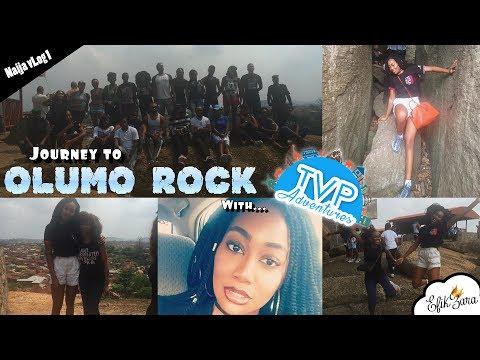 1st NIGERIA vLOG!!! | ANCIENT SHRINES, CROCODILES, and GIANT ROCKS (Oh my!)
