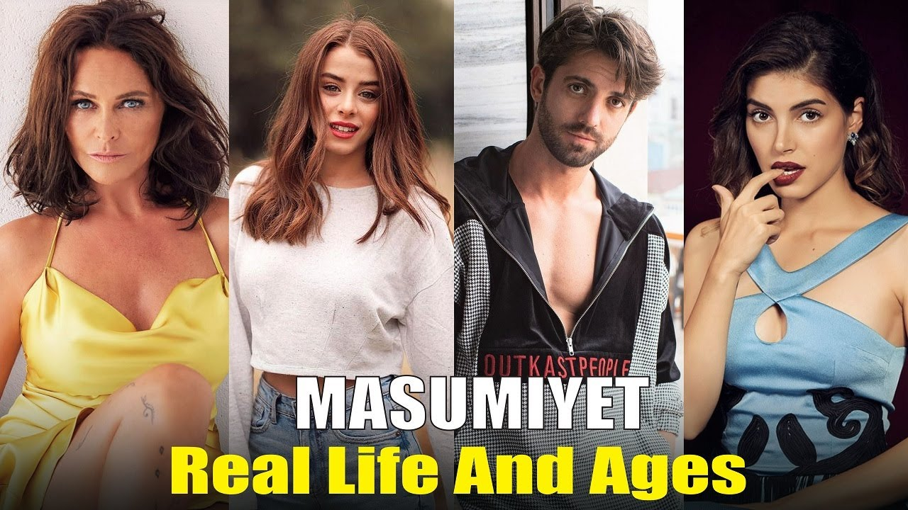 Masumiyet (Innocence) Real Life & Ages 2021