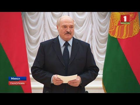 Президент вручил дипломы доктора наук и аттестаты профессора. Панорама