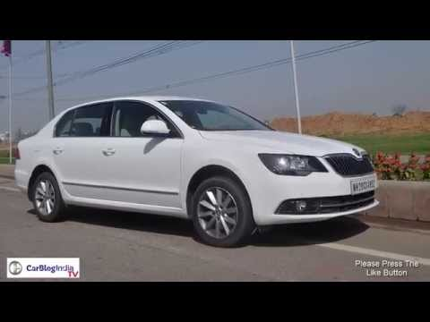 Skoda Superb Diesel Automatic India Review With Test Drive