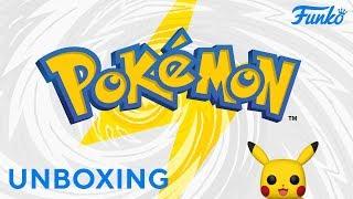 Target Exclusive Pikachu Pop! Unboxing!