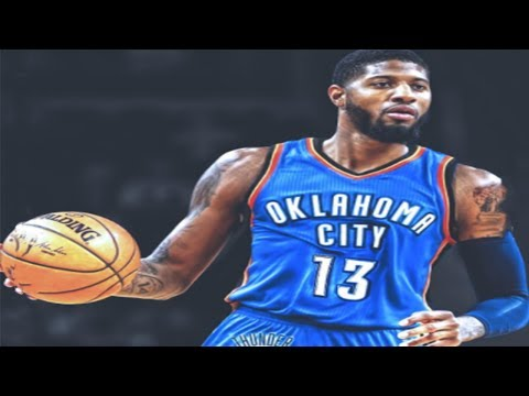 Paul George Traded to Thunder, Leaving Pacers (NBA TRADES)