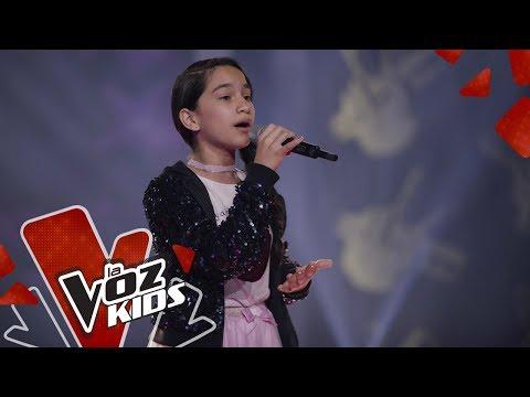 Sarah Lucía canta Día de Suerte en los Rescates | La Voz Kids Colombia 2019