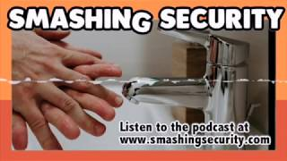 Smashing Security 178: Office pranks, meat dresses, and robocop dogs
