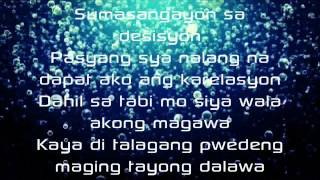 Repeat youtube video Pusong Pinaubaya - Lil Sisa feat Toyi (w/ Lyrics)