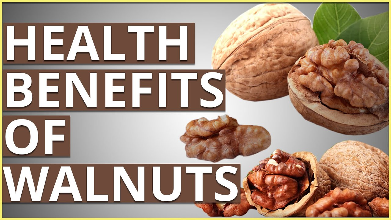 The benefits of walnuts 48