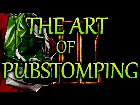 The Art of Pubstomping Part 3 - 100-12 Win!? FLAWLESS w/ Commentary