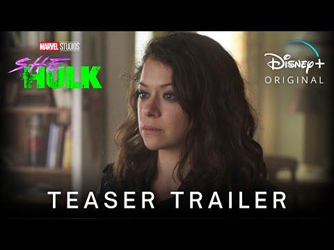Marvel Studios' SHE-HULK (2022) Teaser Trailer | Disney+