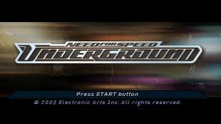 PS2 Longplay [016] Need for Speed: Underground