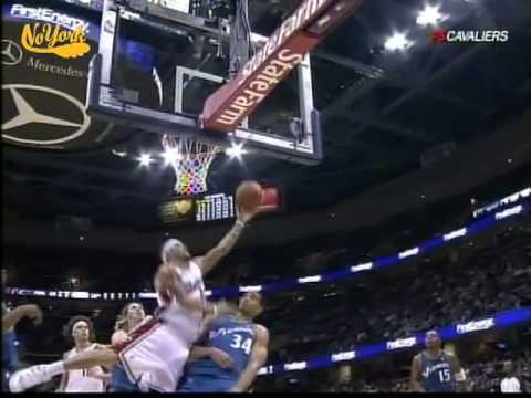 Delonte West Highlights - Fourth Day of Cleveland