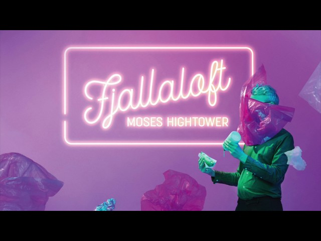 Moses Hightower - Fjallaloft (Official Audio)