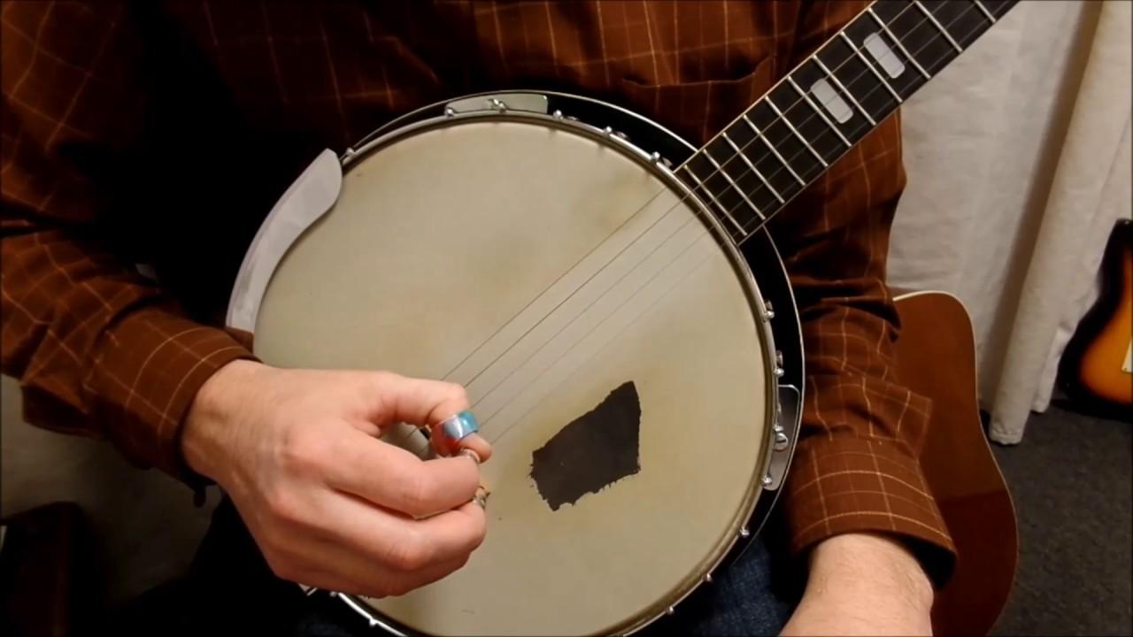 bluegrass banjo forward roll in depth lesson youtube. Black Bedroom Furniture Sets. Home Design Ideas