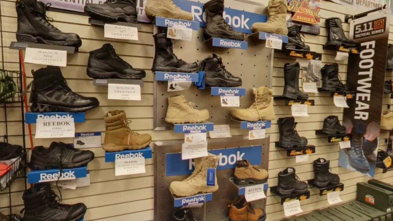 Perret's Army Surplus, Uniforms, and Outdoor Store | Kenner, LA | Sporting  Store