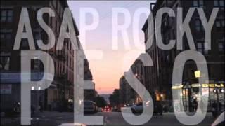 A$AP Rocky - Pesos Instrumental w. HOOK !