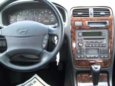 2001 hyundai xg300 4dr sdn youtube rh youtube com 2001 Hyundai XG300 Specs 2001 Hyundai XG300 Car Show