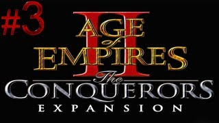 Age of Empires 2 The Conquerors - Gameplay/Walkthrough - Attila the Hun - The Great Ride [1/2]