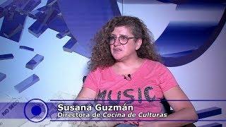 Entrevista a Susana Guzmán - Cocina de Culturas