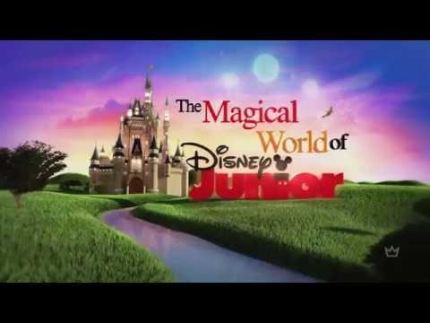 Disney Junior Intro: The Magical World Of Disney Junior