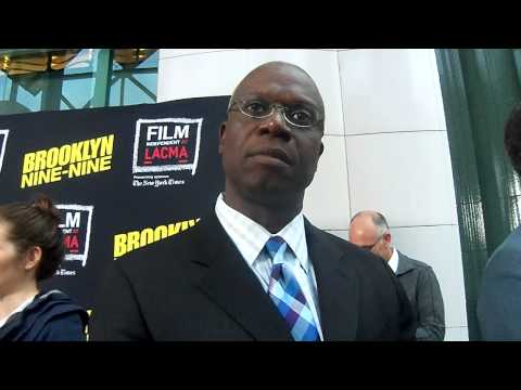 Andre Braugher Emmys interview: I knew 'Brooklyn Nine-Nine'..