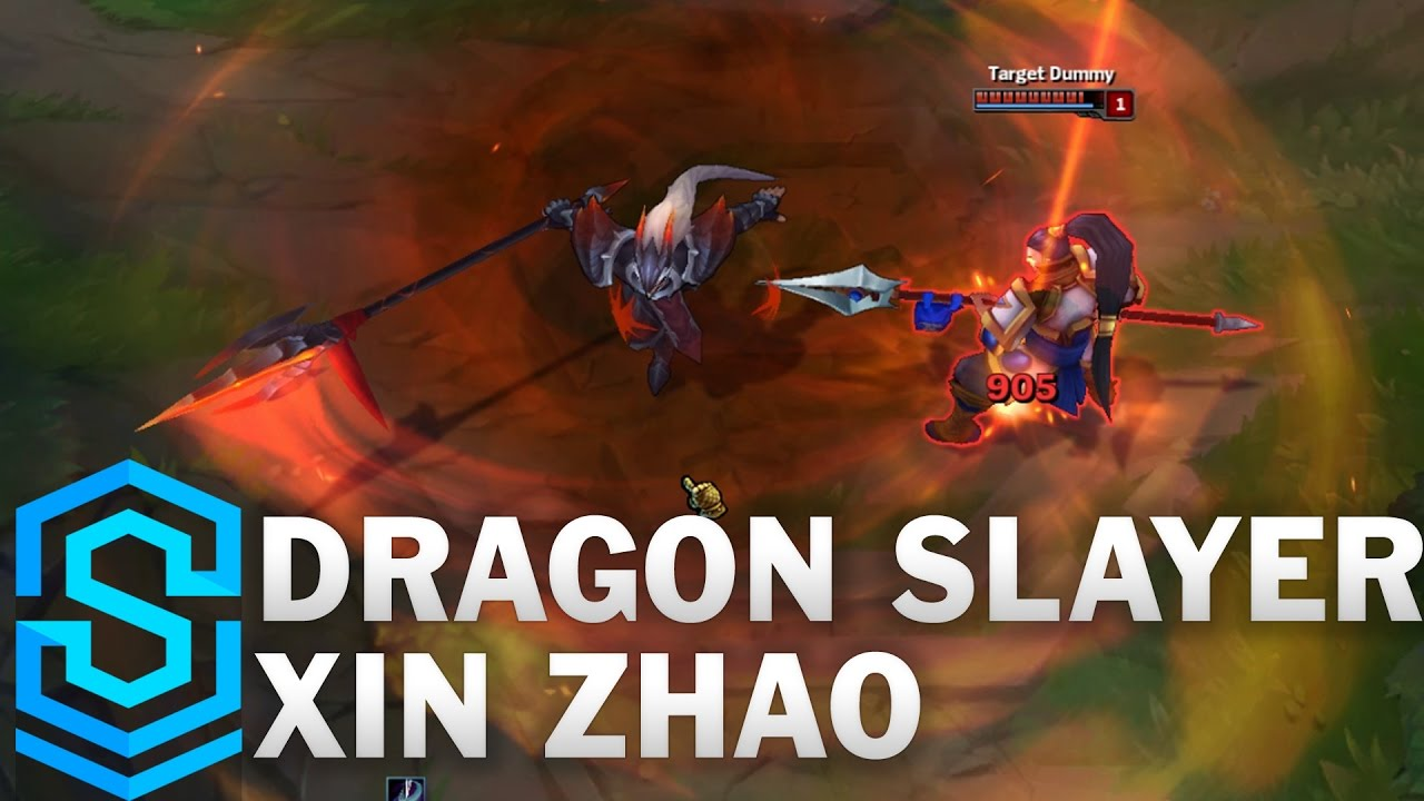 xin zhao how to play