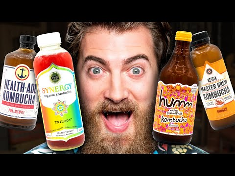 Kombucha Taste Test video screenshot