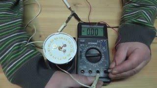 Как проверить светодиоды в лампочке