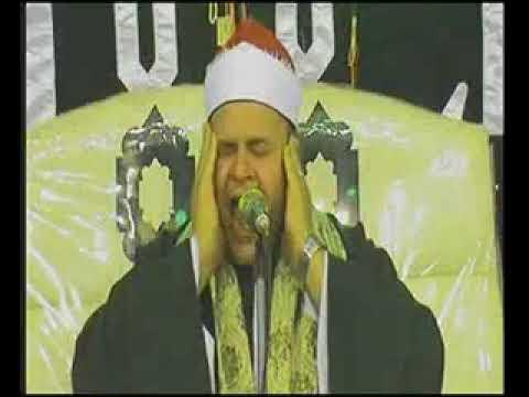 الشيخ صديق المنشاوى سورة الاعلى 2 11 2017 البحيرة