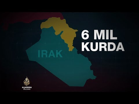 Granice istoka: Nezavisni Kurdistan?