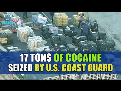Deuce - 35,000 Pounds ($466 Millions Worth) Of Cocaine Seized, Now In Florida