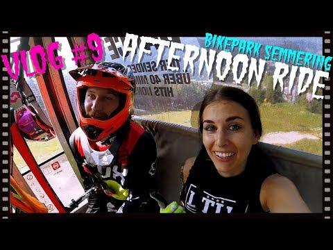 #Vlog9 Afternoon Ride at Bikepark Semmering