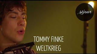 Tommy Finke - Weltkrieg (Live Akustik)