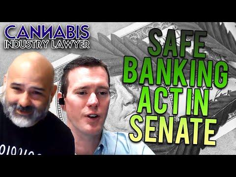 SAFE Banking Act In Senate
