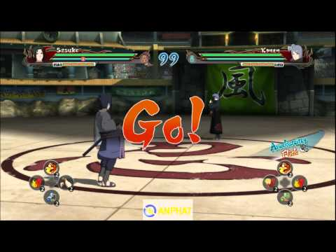 Naruto Shippuden Ultimate Ninja Storm Revolution |  Vietnamese - 1 / 2