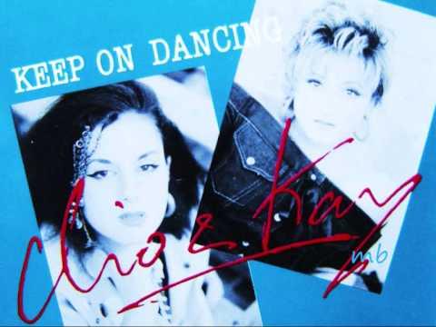 CLIO & KAY - Keep On Dancing / 12