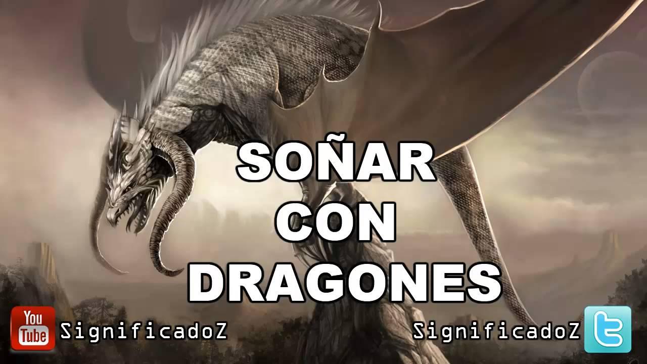 Que Significa Soñar Con Dragones Descubre El Significado De Soñar