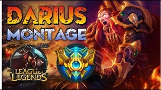 Darius Montage - Best Darius Plays S8 - [2018] - League of Legends