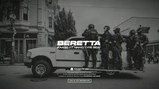 BERETTA - Kaaris ft Ninho Type Beat (Instrumental Geo On The Track x Vaasiathan) 128bpm