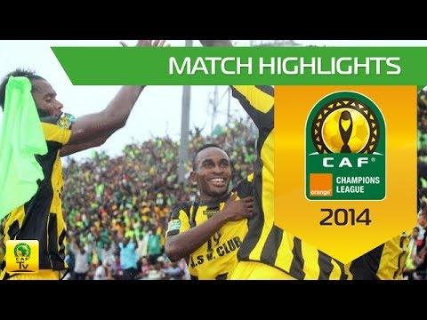 AS Vita vs. CSS | 2014 Orange CAF Champions League | Semi-Final (1st Leg)