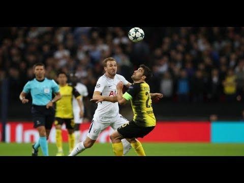 Tottenham Hotspur 3-1 Borussia Dortmund Highlights & All Goals - 14/09/2017