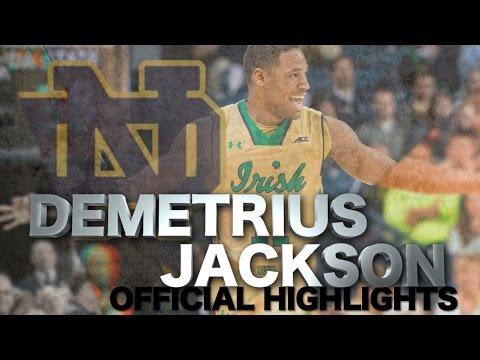 Demetrius Jackson Official Highlights | Notre Dame Point Guard