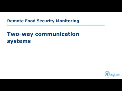Two-way Communication Systems