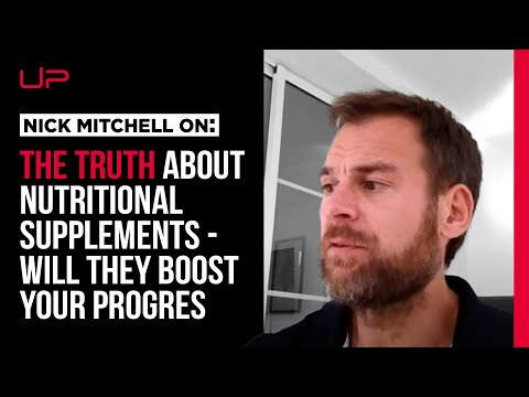 The Truth About Nutritional Supplements!