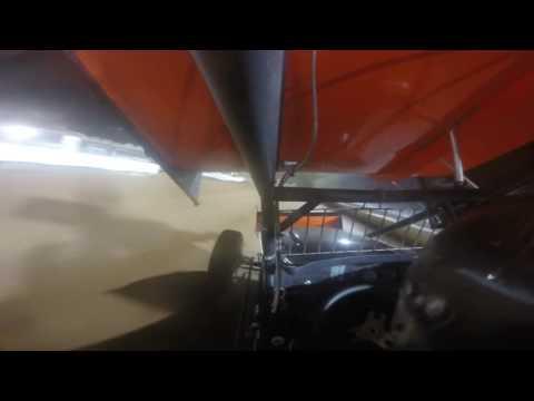 Steve Poirier 360 7/29/16 Williams Grove Speedway A-Main